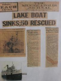 SS America_Newspaper